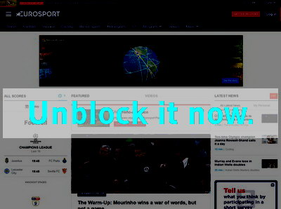 Click here to unblock Eurosport-UK