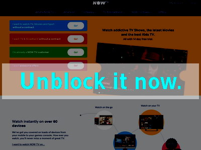 Click here to unblock NOW TV