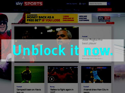 Click here to unblock Sky Sports