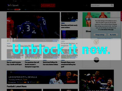 Click here to unblock BT Sport