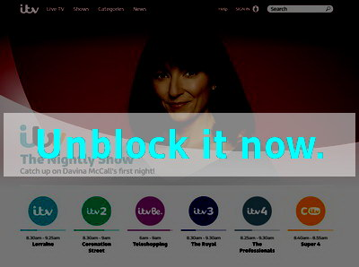 Click here to unblock UTV